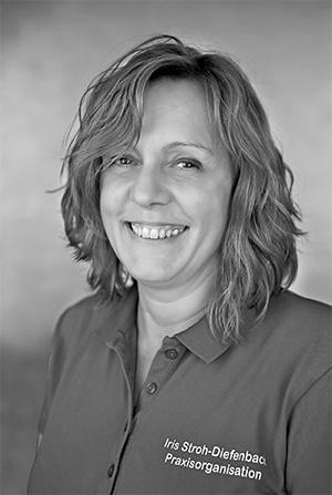 Iris Stroh Diefenbach (Bereichsleitung Administration)